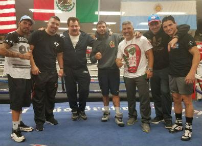 Mario Narvaes, Toño Díaz, Mario Arano, Lucas, Joel Díaz, el
